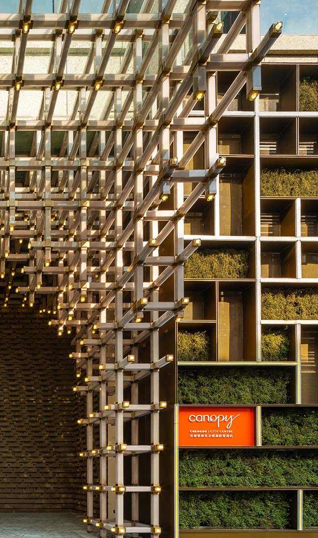 The First Canopy by Hilton in Asia Pacific Region by CCD / Cheng Chung Design (HK)
