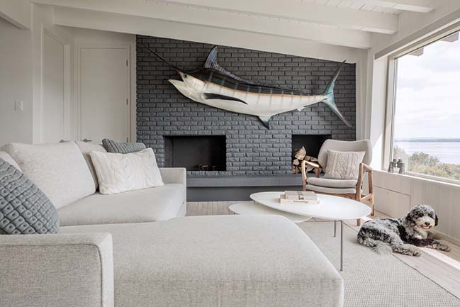 Harbour Cottage by REIGN ARCHITECTS