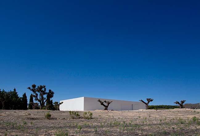 House in the countryside by CU4 Arquitectura