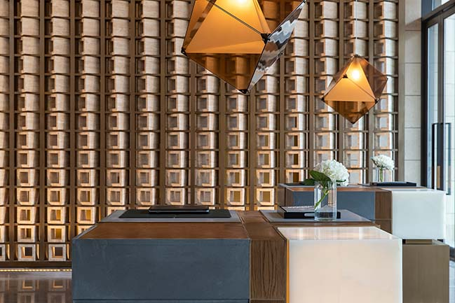 Joyze Hotel Xiamen Curio Collection by Hilton by CCD / Cheng Chung Design (HK)
