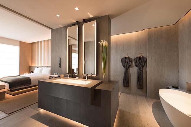 Joyze Hotel Xiamen Curio Collection by Hilton by CCD / Cheng Chung Design (HK)