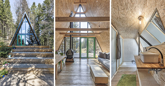 chAlet in Donovaly by Y100 ateliér