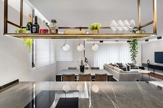 From rough to a real diamond - apartment by Studio Neta-li Noy