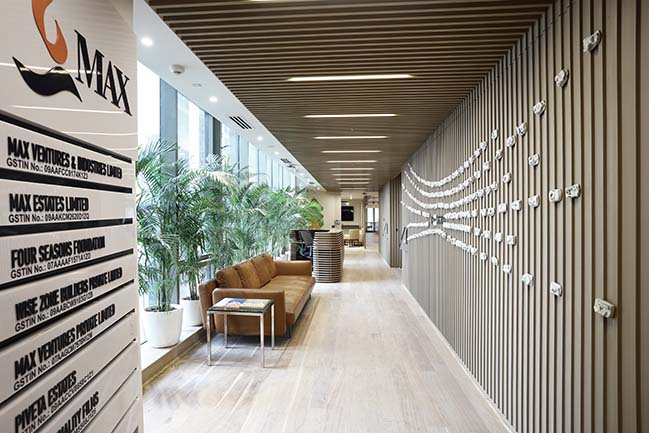 Max Group - Head Office by Ultraconfidentiel Design