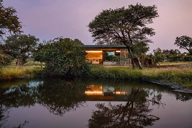 Cheetah Plains, a luxury game lodge by ARRCC