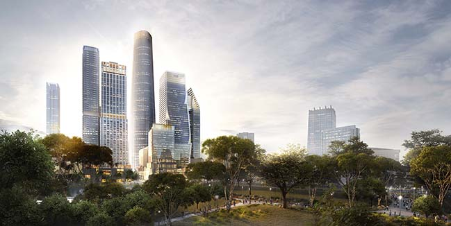 Lead8 Joins Renowned International Team to Design One Bangkok