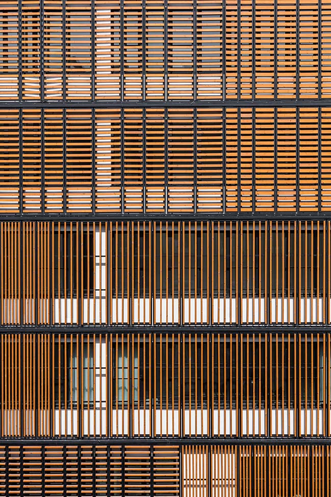 Edifício Lisbon Wood by Plano Humano Arquitectos