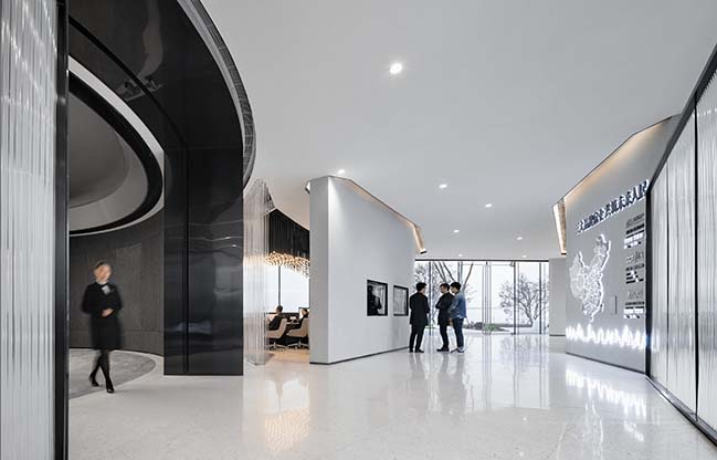 CIFI Sales Center Chongqing by Ippolito Fleitz Group