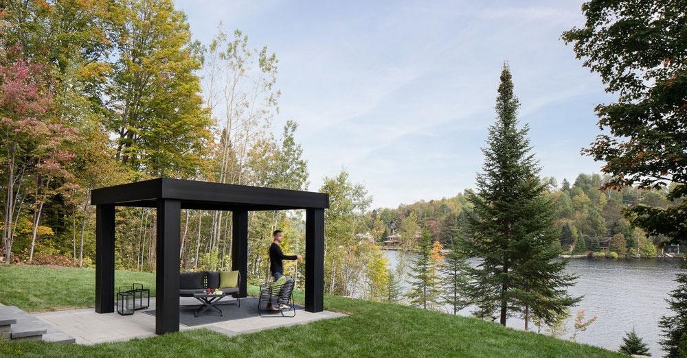 Evergreen Cuscini.Jardin De Ville Unveils Its New Garden Pavilions For Summer 2019