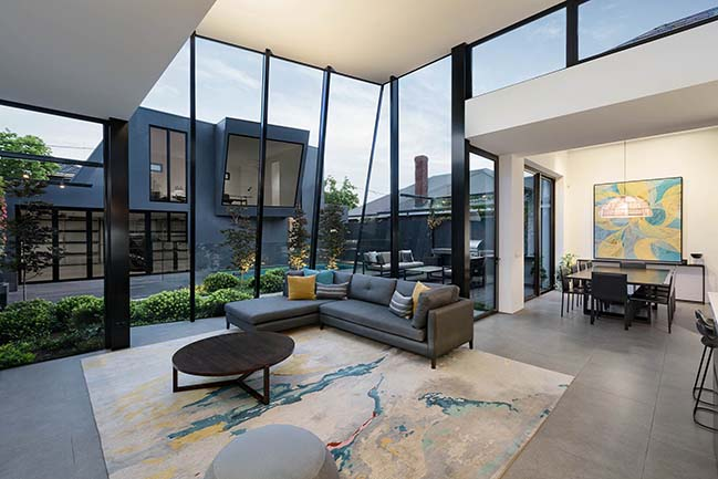 Prahran Residence by LSA Architects Pty Ltd
