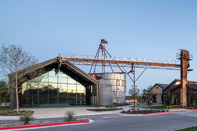 Buda Mill & Grain Co. by CTA | Cushing Terrell