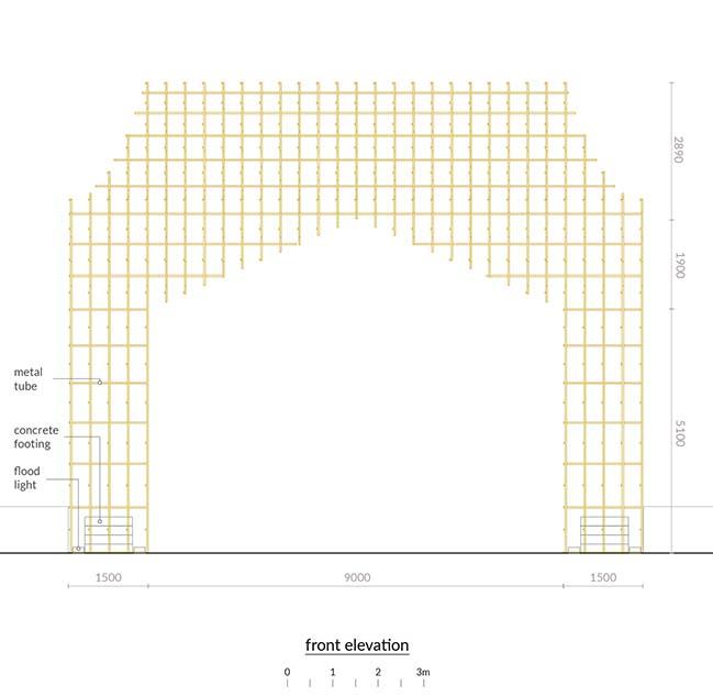 Golden Gate by Napp Studio & Architects