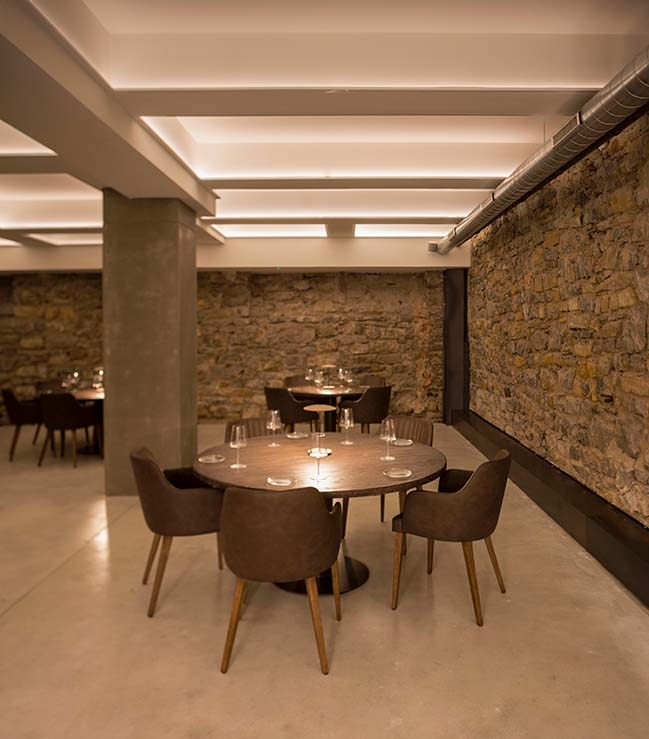 GATXUPA bar-restaurant by Pura Arquitectura