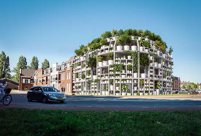 Green Villa by MVRDV