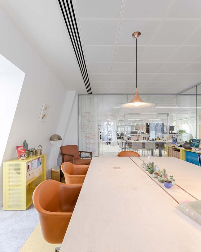 London Research Office by The Office as a Project