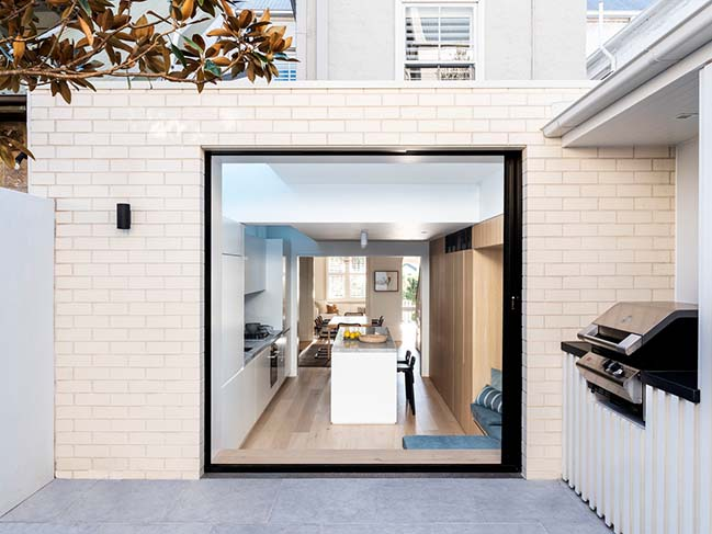 Paddington House by Porebski Architects