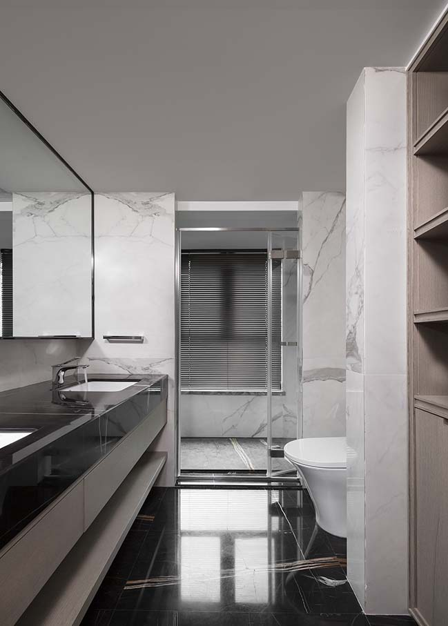 Urban Apartment Renovation by AD ARCHITECTURE