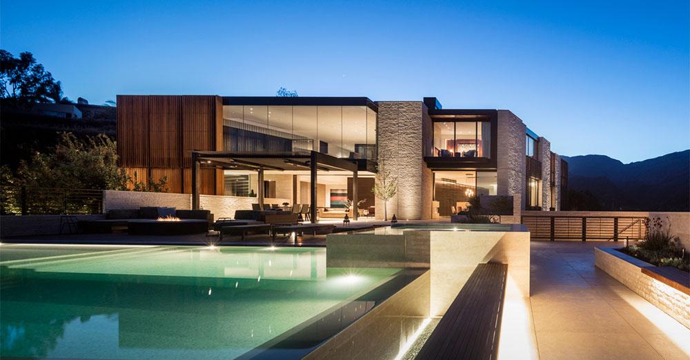 Tramonto Residence by ShubinDonaldson