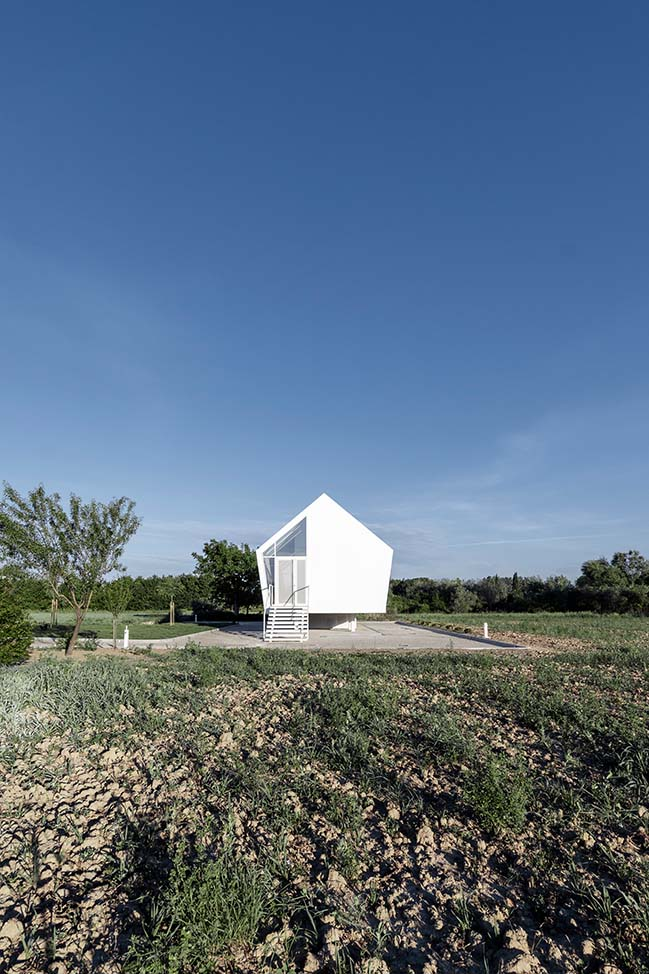 House in the Orchard by LDA.iMdA architetti associati
