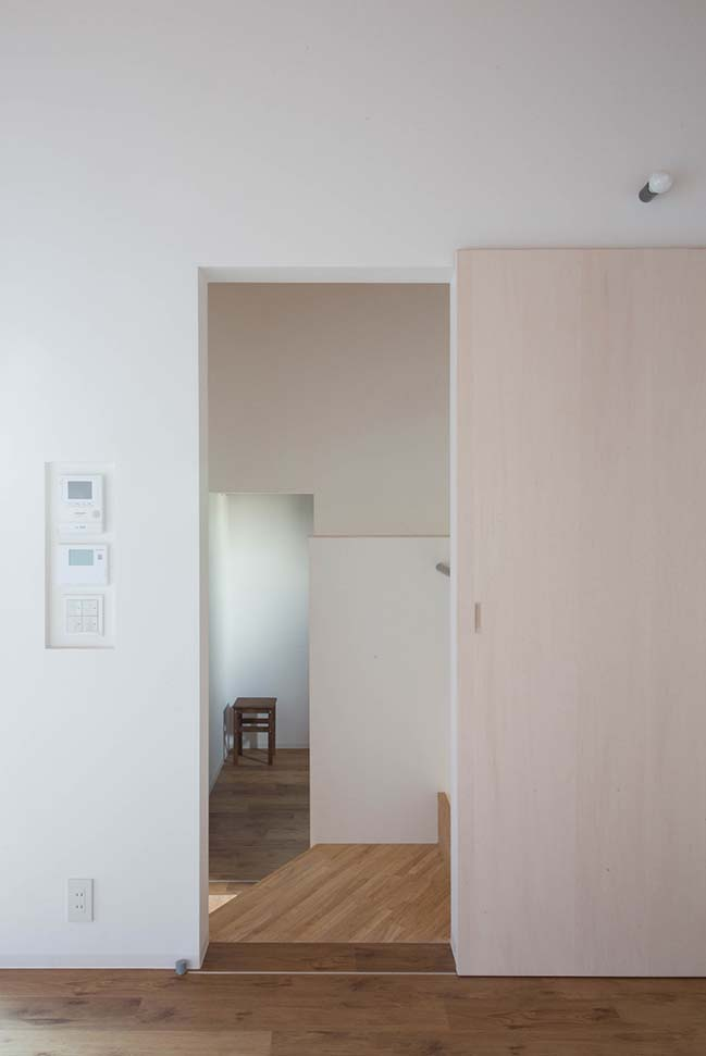 Apartment MK by 1-1 Architects
