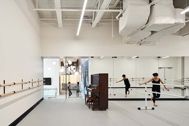 Goh Ballet Bayview Village by Batay-Csorba Architects