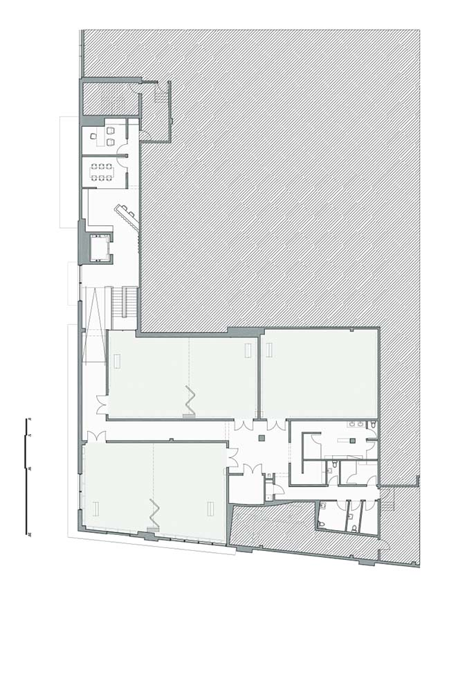 Goh Ballet Bayview Village by Batay-Csorba Architects