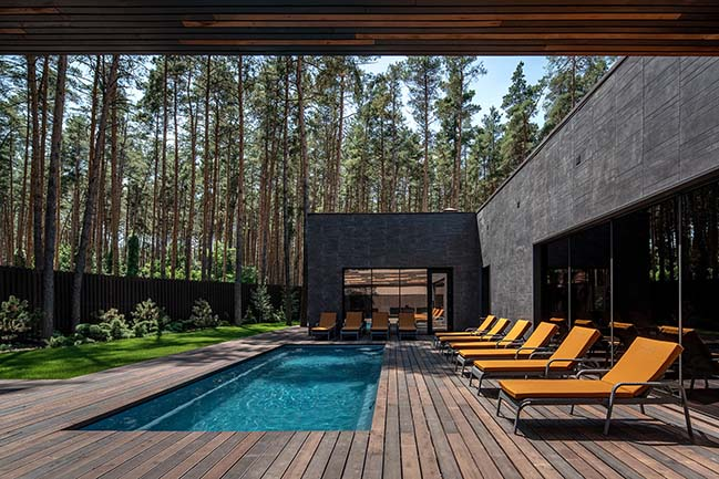 Chalet 5.0 in Verholy Relax Park by YOD Design Lab