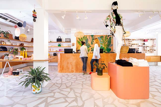 Taller KEN designs new store in Costa Rica for Hija de Tigre