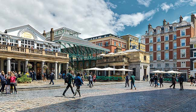 VyTA Covent Garden by COLLIDANIELARCHITETTO