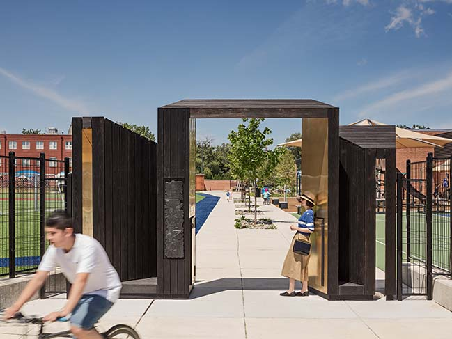 After Architecture Designs Camp Barker Memorial in Washington