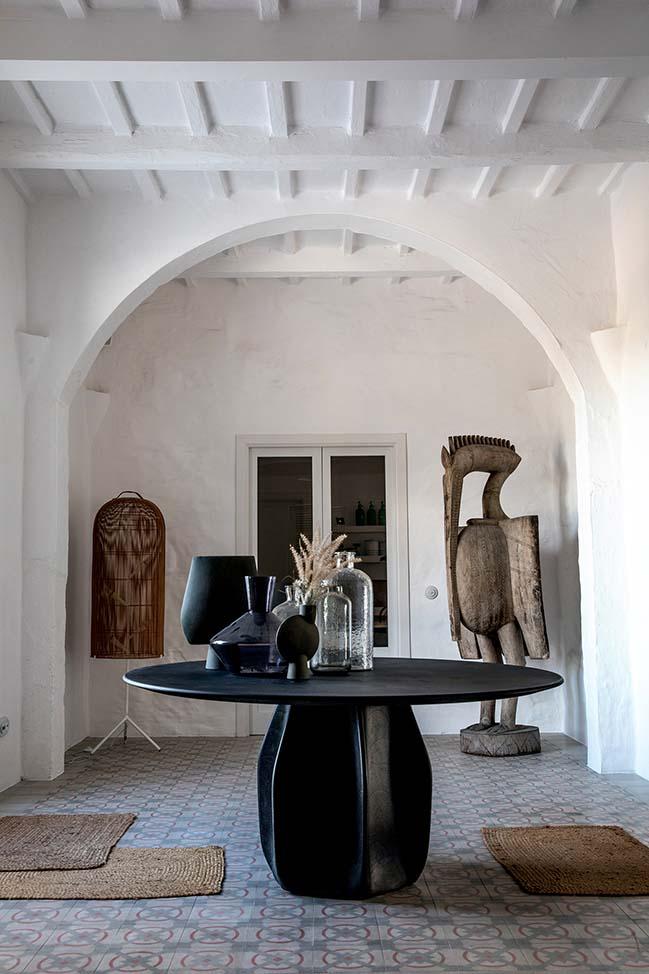 Finca Hotel in Menorca by Atelier du Pont