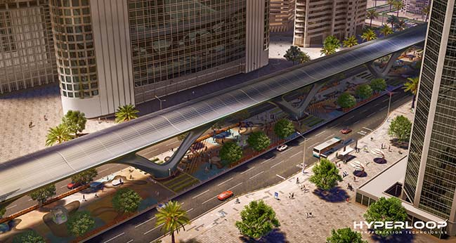 MAD Partners with HyperloopTT on Sustainable Transportation Infrastructure
