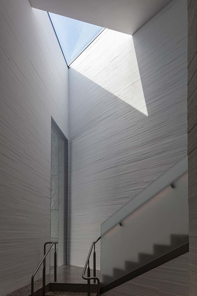 The REACH at The Kennedy Center for the Performing Arts by Steven Holl Architects