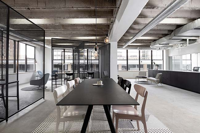 Architecture Office designs ShareCuse - a new coworking space in Syracuse