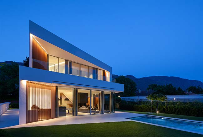 House G by monovolume architecture + design