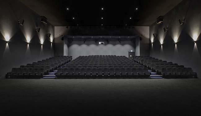 Cinema de Riom by TRACKS
