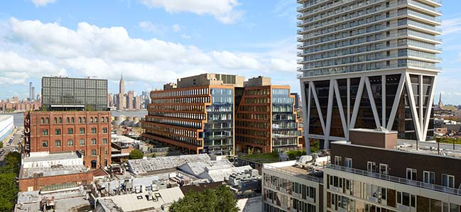 25 Kent in New York by Hollwich Kushner (HWKN)