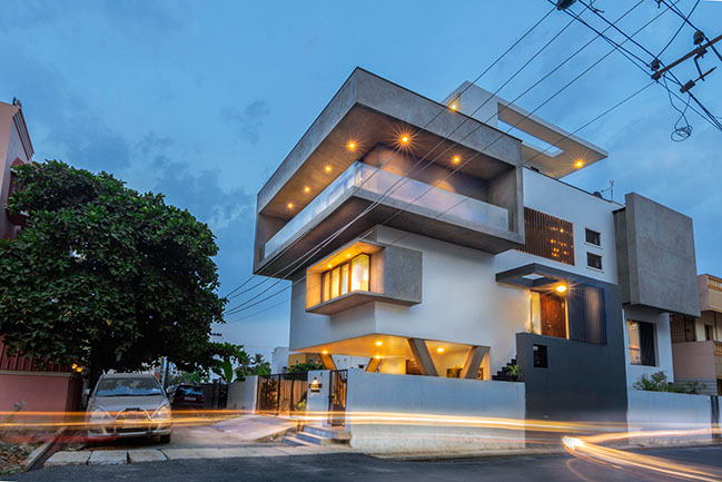 The V House by Radical Architecture Design Consultants