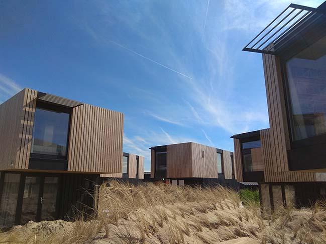 Qurios Zandvoort by 2by4-architects