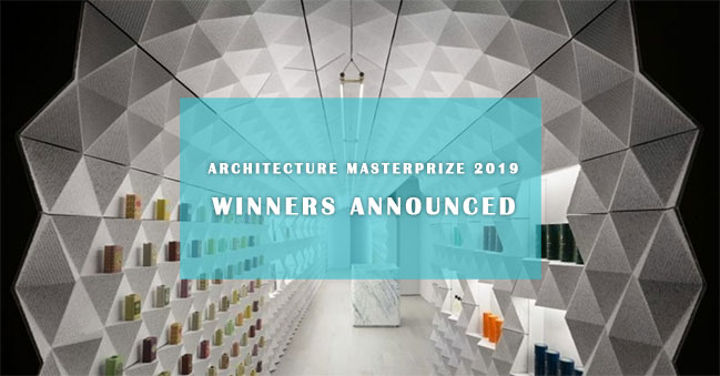 Architecture MasterPrize 2019 Winners Announced