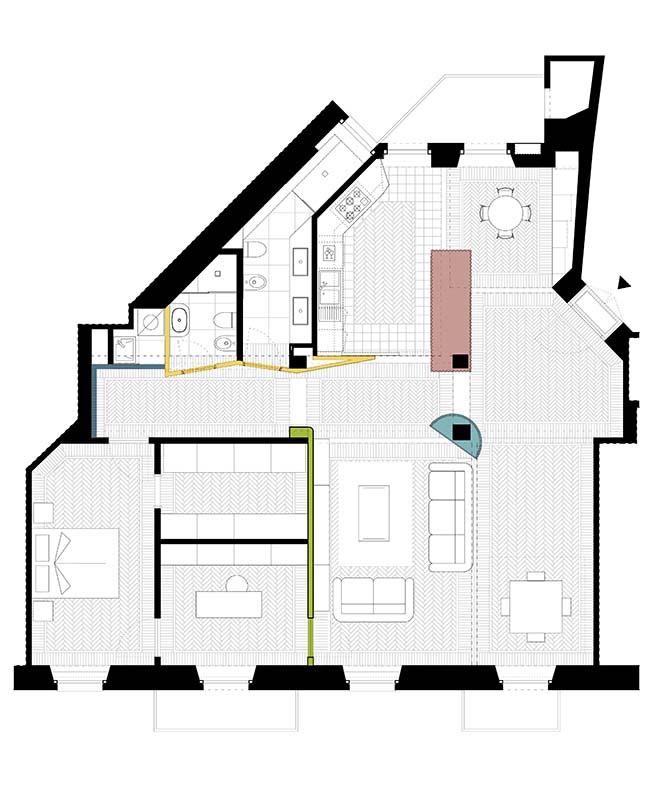 Casa Teatro by BODA architetti