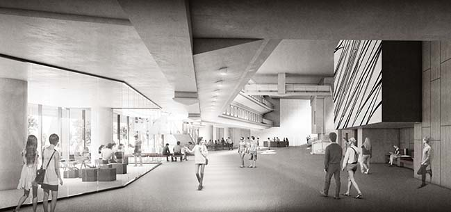 gmp Wins Competition for the Staatsbibliothek zu Berlin