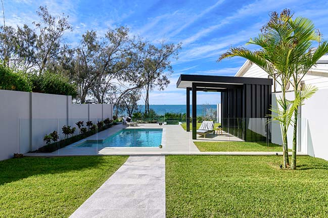 Tannum Sands House by Sarah Waller Architecture