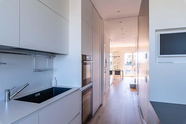 Apartment in Milan 2019 by bdastudio