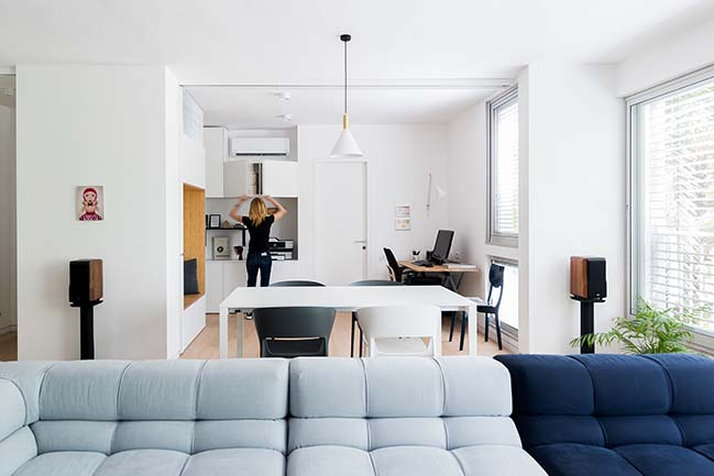 Apartment in Tel-Aviv | 9 by Dalit Lilienthal Design Studio