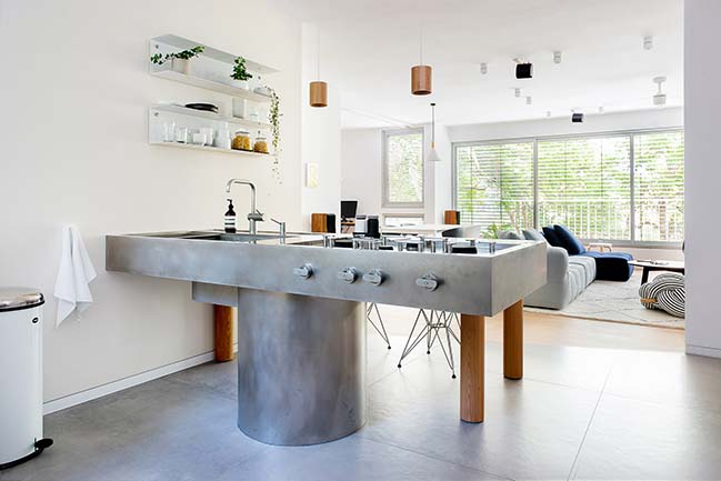 Apartment in Tel-Aviv   9 by Dalit Lilienthal Design Studio