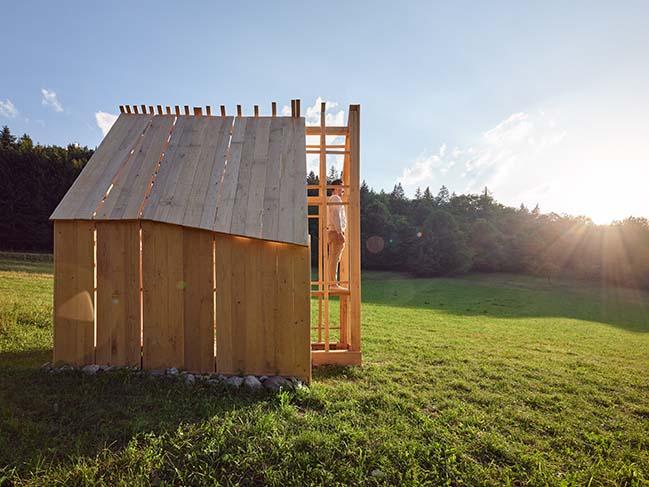 Le festival des cabanes by JCPCDR architecture