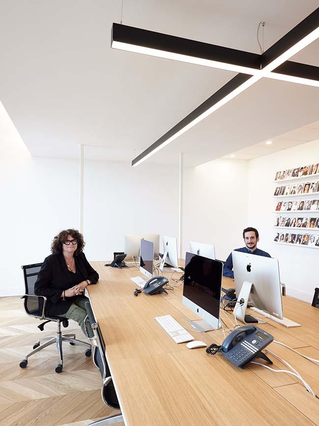 Women Management Paris by JCPCDR Architecture
