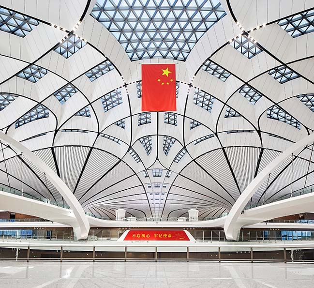 Beijing Daxing International Airport inaugurated