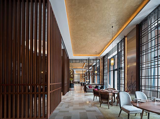 Hyatt Regency Beijing Shiyuan by CL3 Architects Limited